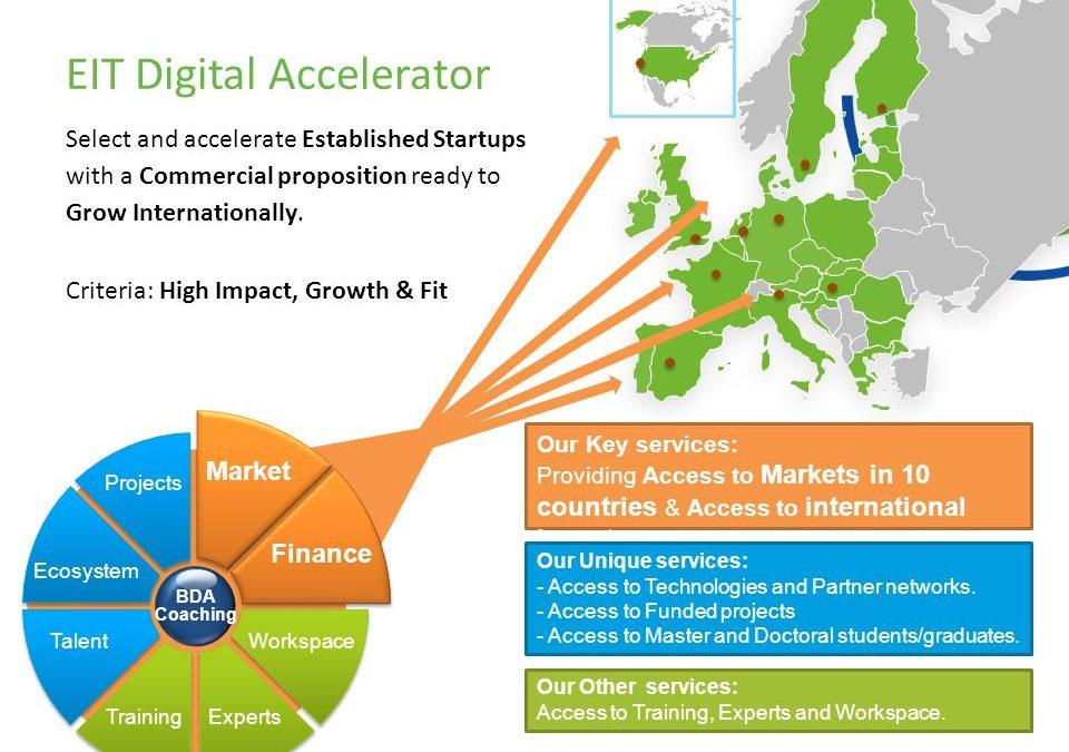 Șansă pentru afaceri românești: 100.000 euro, beneficii într-un accelerator european